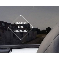 Baby Child Kids on Board Sticker Decal Car Safety Sign