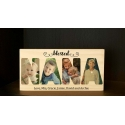 Blessed Nana Custom Wood Photo Block Special Gift Mother's Day Gift Grandma