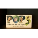 Pops Wooden Photo Block Special Gift Father's Grandpa Pop Pop