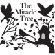 MIRACLE TREE BIRDS WALL DECAL VINYL STICKER