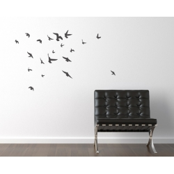 Free as a Bird in the Sky WALL TATTOO VINYL DECAL MURAL STICKER