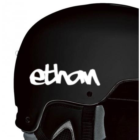 Customized Helmet Stickers - Mary Rosh
