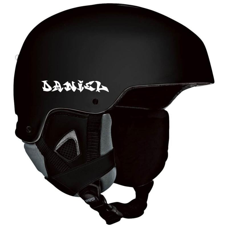 Bike Helmet Stickers Decals The Best Helmet - Custom reflective helmet decals stickers