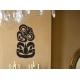 Maori Tiki the first man NZ Symbol Wall Tattoo Art Decal Vinyl Sticker Removable