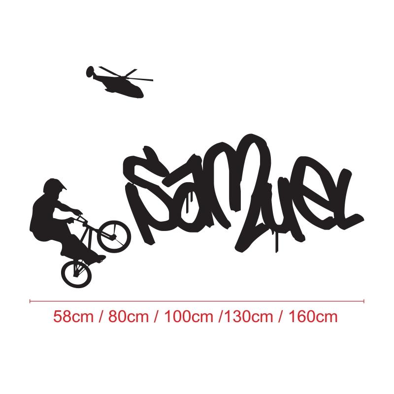 Bmx Vinyl Stickers Kamos Sticker - Custom vinyl decals bicycle
