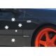 SOUTHERN CROSS STARS CAR BOAT TATTOO VINYL DECAL AUSSIE AUSTRALIA SYMBOL STICKER