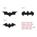 Batman Logo Car Sticker Outdoor Decal 3 designs