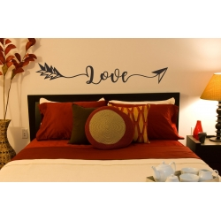 Arrow Boho Hipster Decal Wall Bedroom Sticker