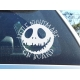 Little Nightmare on board humorous Baby on Board Sticker Decal Sign