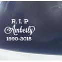 Memorial / RIP
